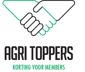 Agri Toppers - korting voor members