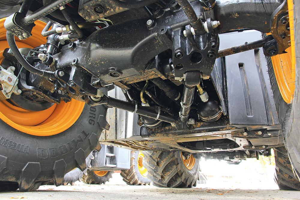 Traploos tot 240 pk - JCB Fastrac 4000 getest (12)