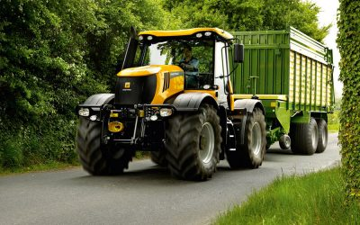 Traploos tot 240 pk – JCB Fastrac 4000 getest