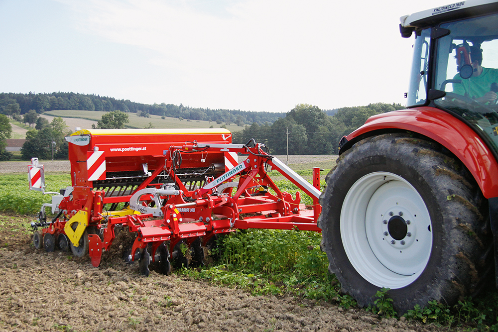Eén zaaimachine, vier combinaties #Pottinger (10)