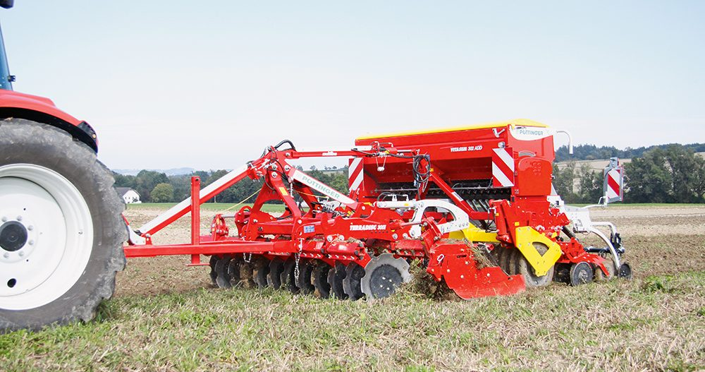 Eén zaaimachine, vier combinaties #Pottinger (2)