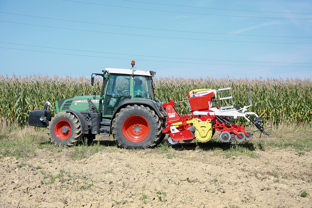 Eén zaaimachine, vier combinaties #Pottinger (8)