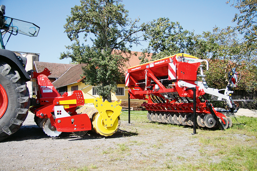 Eén zaaimachine, vier combinaties #Pottinger (9)