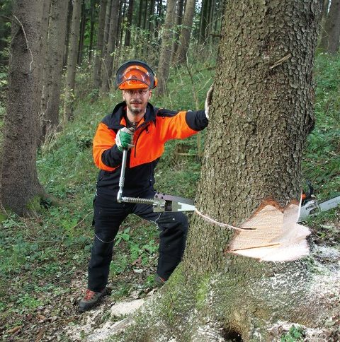 Ax-Men bosbouwers kleding innovaties getest #Werkkleding (3)