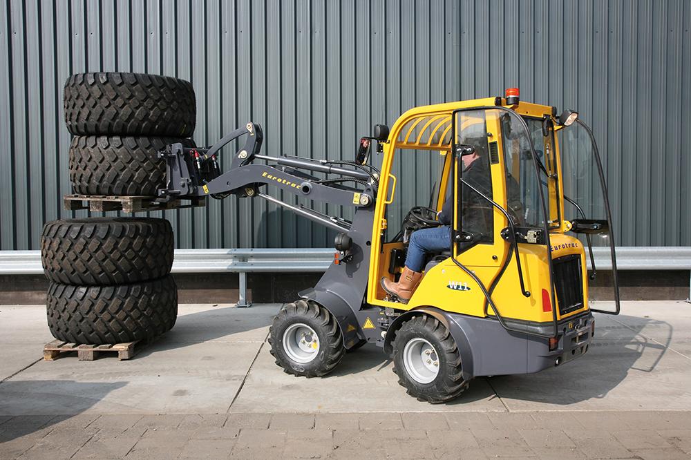 Eurotrac minishovel groot in eenvoud - AgriTrader (4)