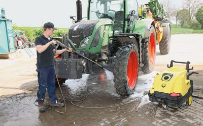 Hete schoonmaker – Duurtest Kärcher heetwater reiniger