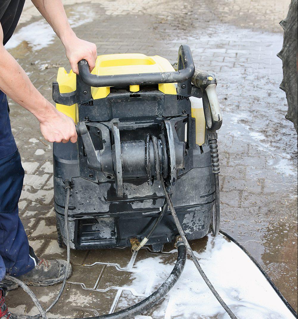 Hete schoonmaker - Duurtest Kärcher heetwater reiniger (5)