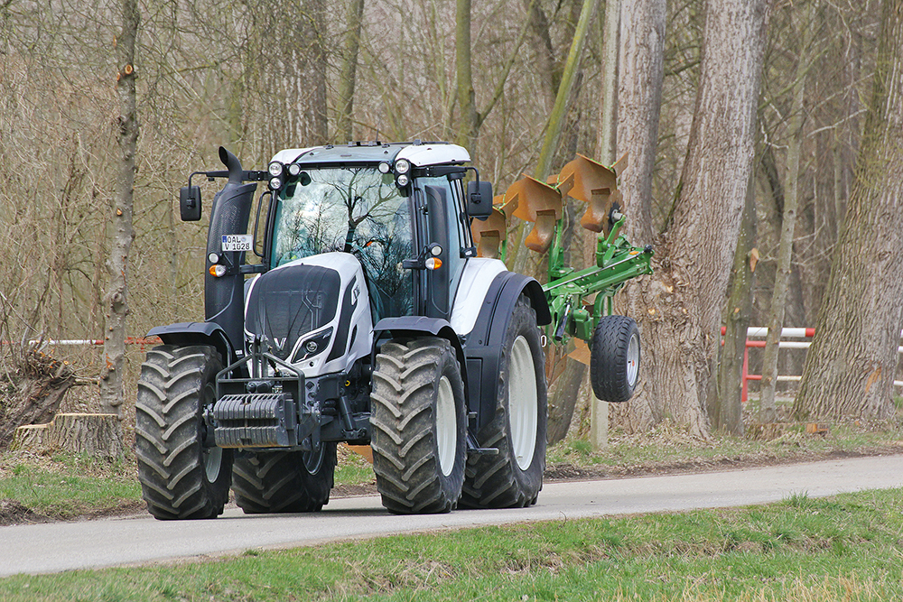 Nordic Working – Valtra T4 getest