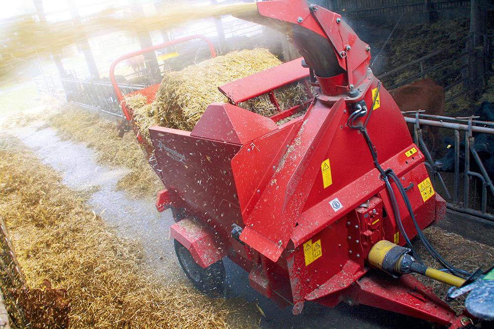 Kverneland balenhakselwagen Taarup 853 Pro getest - Agri Trader (1)