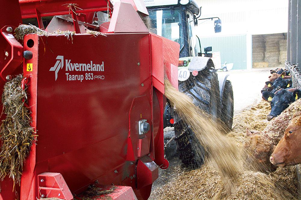 Kverneland balenhakselwagen Taarup 853 Pro getest - Agri Trader (4)