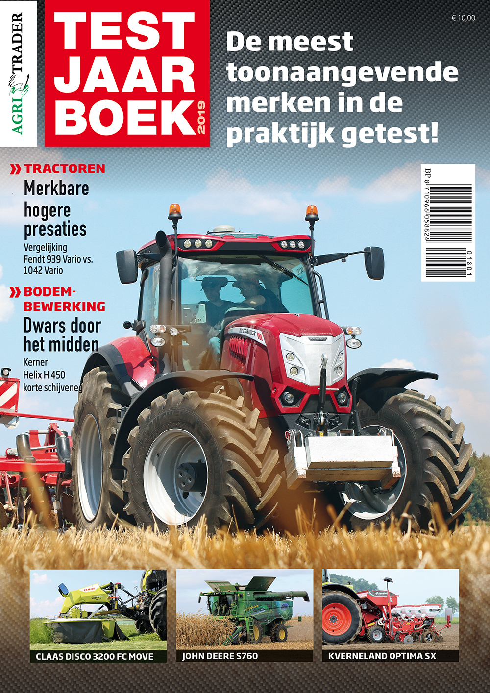 Test Jaarboek 2019 cover - Agri Trader