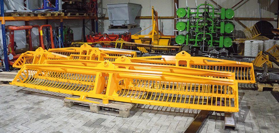 Op de dam bij Landreus Machines Beilen (1)