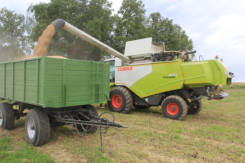 Wedergeboorte van de Claas Tucano Hybrid Agri Trader (13)