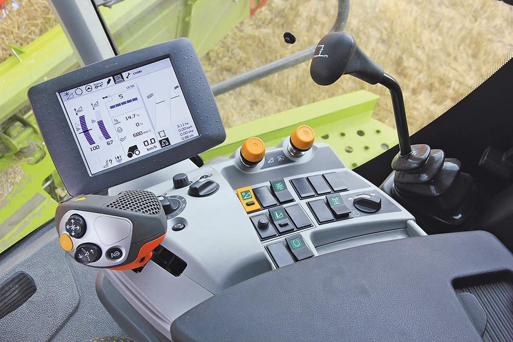 Wedergeboorte van de Claas Tucano Hybrid Agri Trader (16)