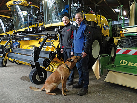 Familie- en loonbedrijf Prenger in De Velde – Klant van De Kroeze Chiptuning Agri Trader (2)