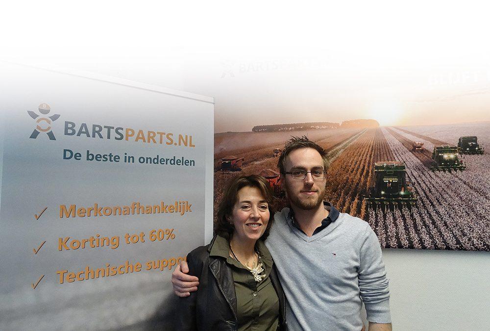 Hier werk ik: Elena Guardo – bij BartsParts in Leiden