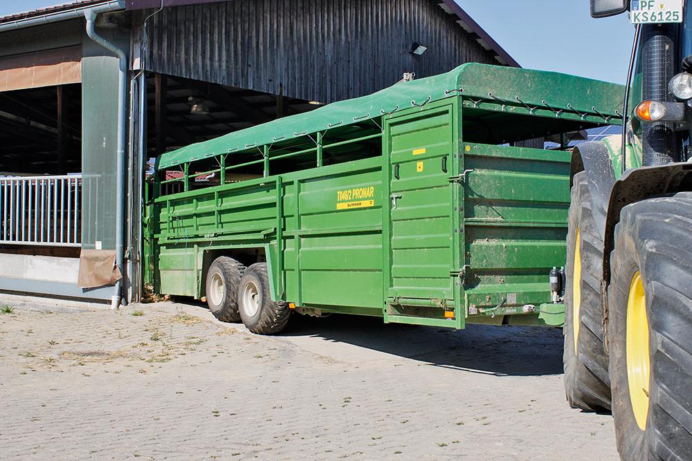 Pronar Kurier - de weidetaxi #Akkertest Agri Trader (3)