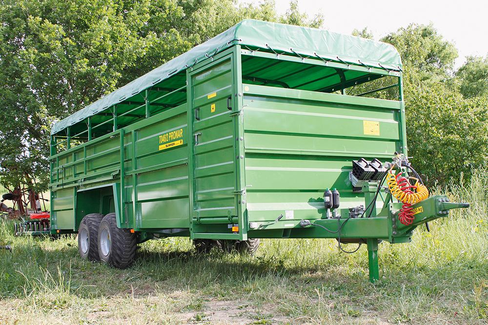 Pronar Kurier - de weidetaxi #Akkertest Agri Trader (5)