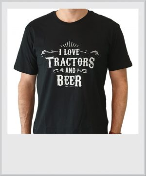 I Love Tractors and Beer - Agri Trader