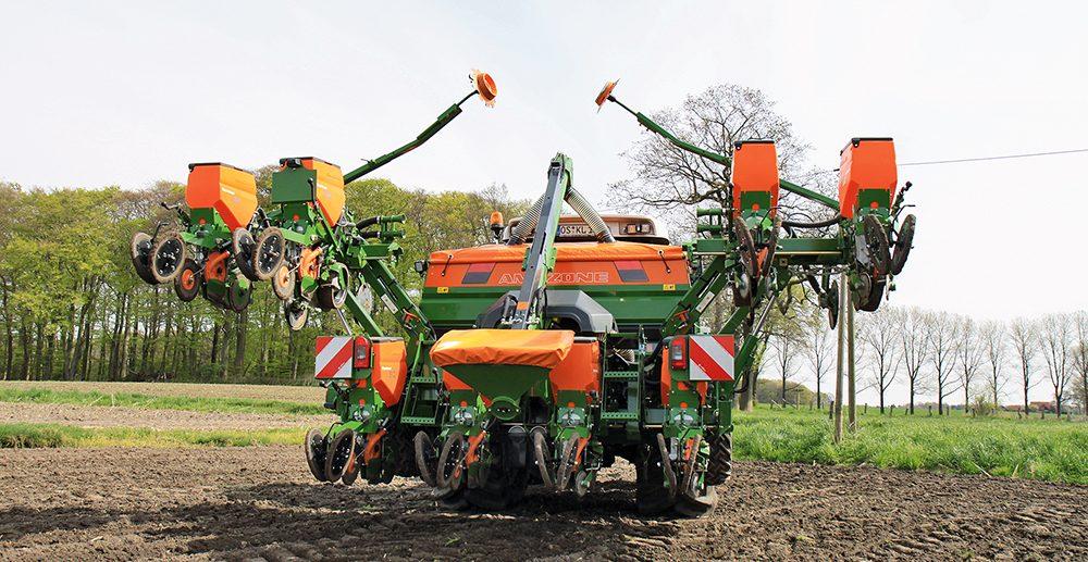 De Amazone precisie-zaaimachine ED - Een herboren klassieker - Agri Trader (12)