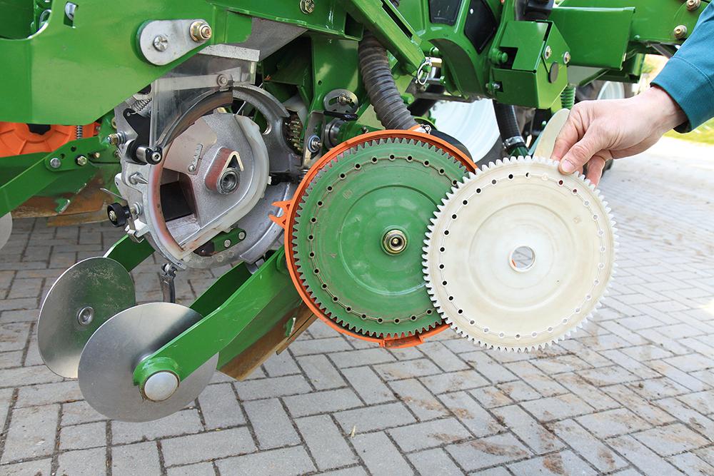 De Amazone precisie-zaaimachine ED - Een herboren klassieker - Agri Trader (3)
