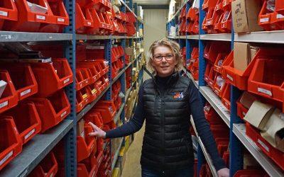 Hier werk ik: Astrid Roelofsen – TracPartz.com