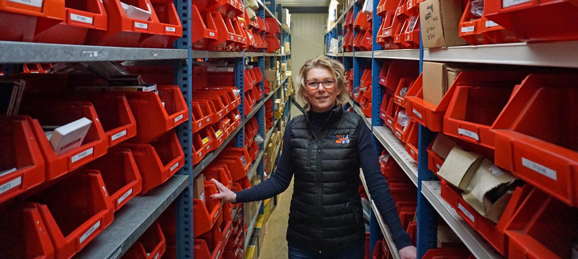 Hier werk ik Astrid Roelofsen TracPartz.com