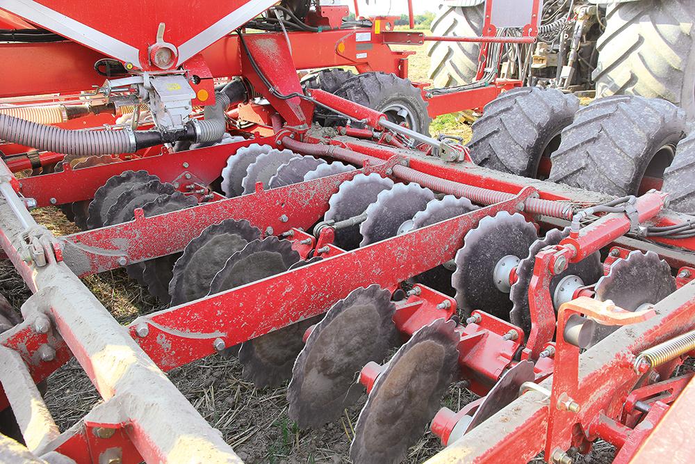 Kverneland u-Drill 6000 precisie-zaaimachine #Akkertest Agri Trader (1)