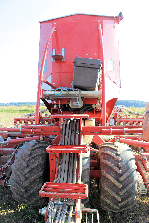 Kverneland u-Drill 6000 precisie-zaaimachine #Akkertest Agri Trader (11)