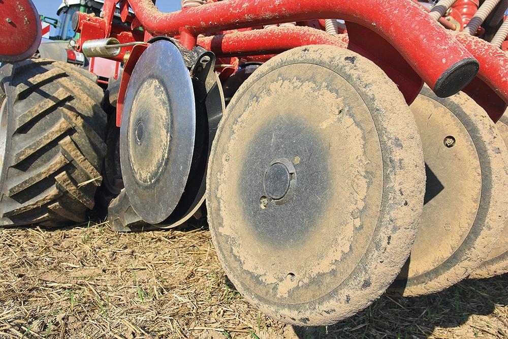 Kverneland u-Drill 6000 precisie-zaaimachine #Akkertest Agri Trader (13)