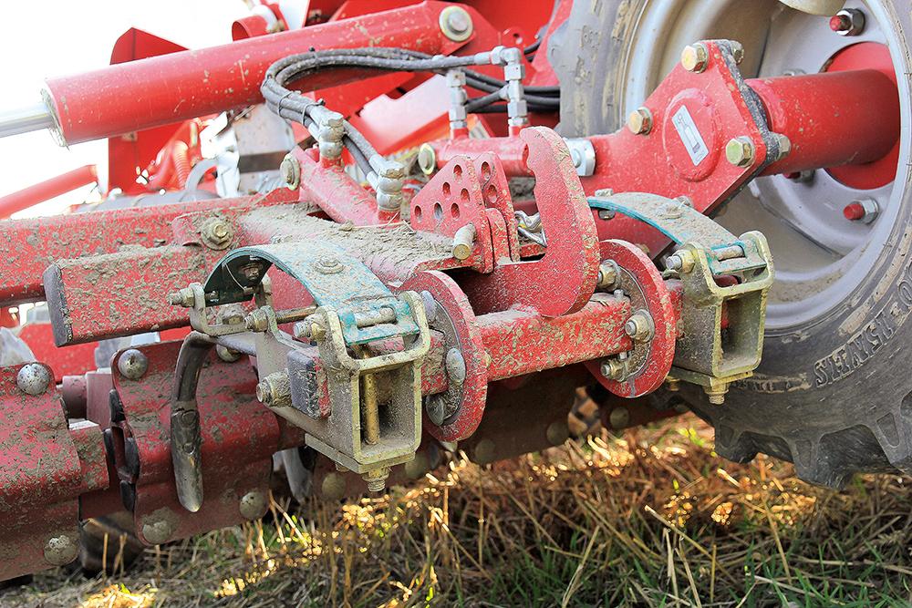 Kverneland u-Drill 6000 precisie-zaaimachine #Akkertest Agri Trader (2)