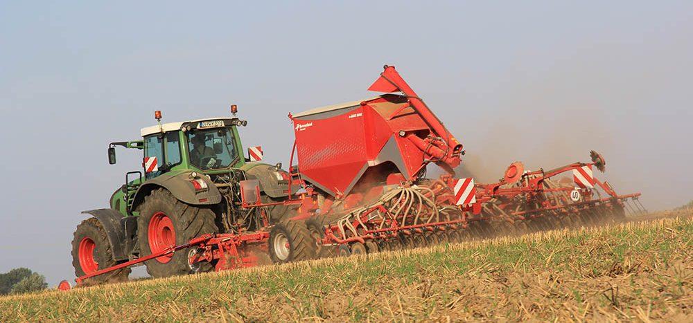 Kverneland u-Drill 6000 precisie-zaaimachine #Akkertest Agri Trader (21)