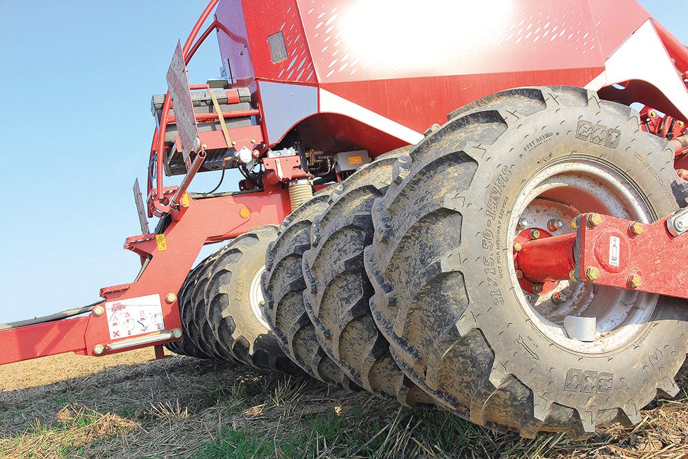 Kverneland u-Drill 6000 precisie-zaaimachine #Akkertest Agri Trader (3)