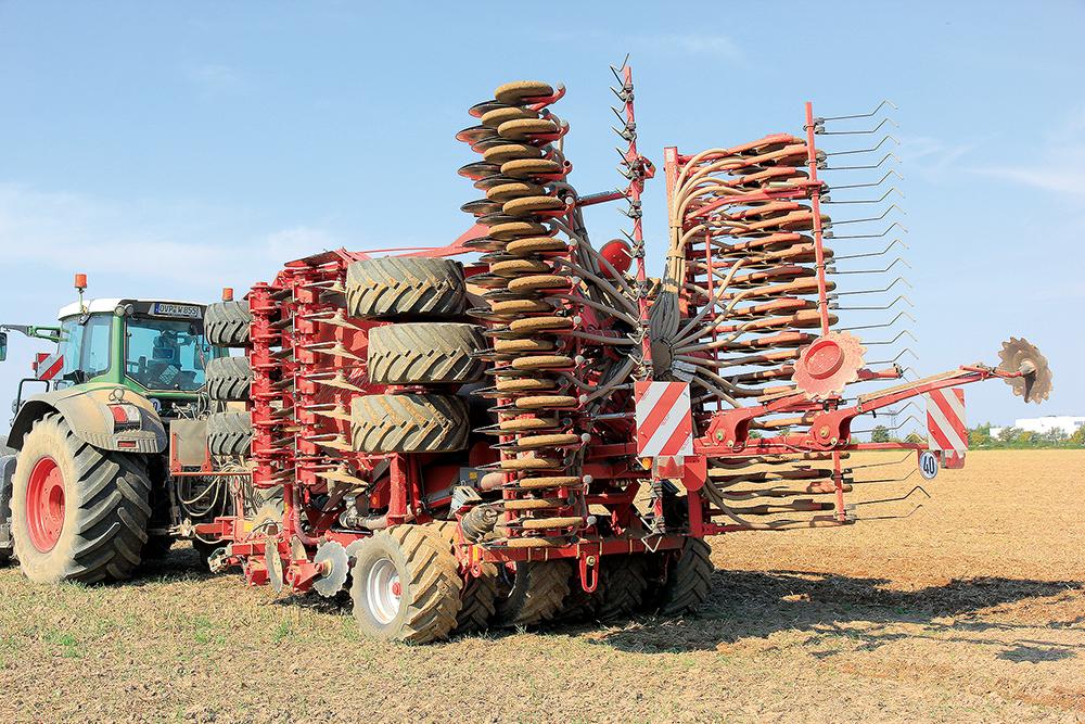 Kverneland u-Drill 6000 precisie-zaaimachine #Akkertest Agri Trader (4)