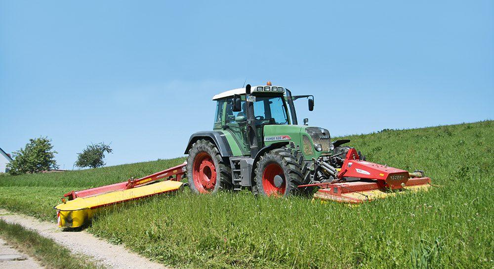 Duurtest Fella achterschijvenmaaiers - sneller drogen - Agri Trader (1)