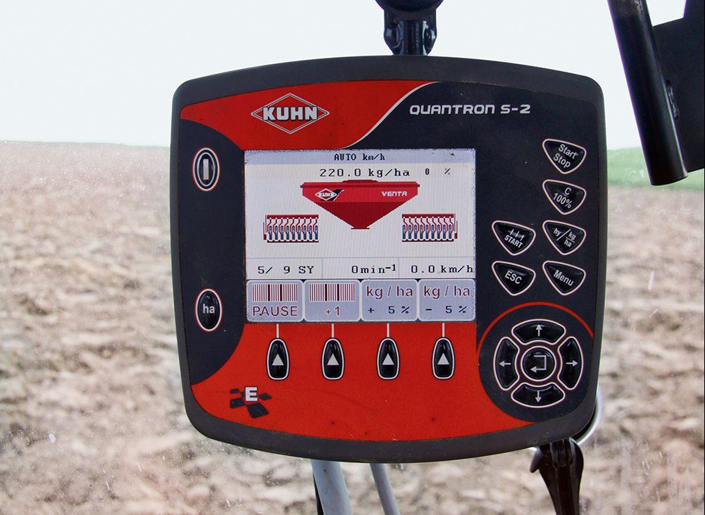 Kuhn Combiliner Venta pneumatische zaaimachine getest - Agri Trader (13)