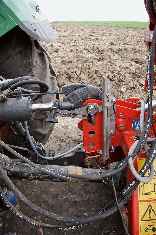Kuhn Combiliner Venta pneumatische zaaimachine getest - Agri Trader (4)