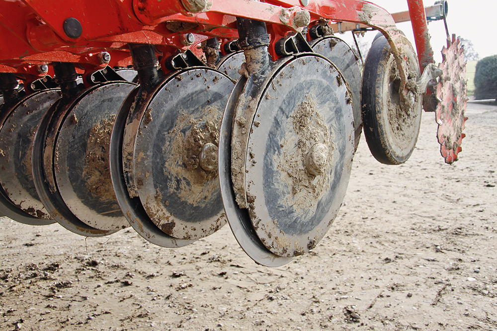 Kuhn Combiliner Venta pneumatische zaaimachine getest - Agri Trader (7)