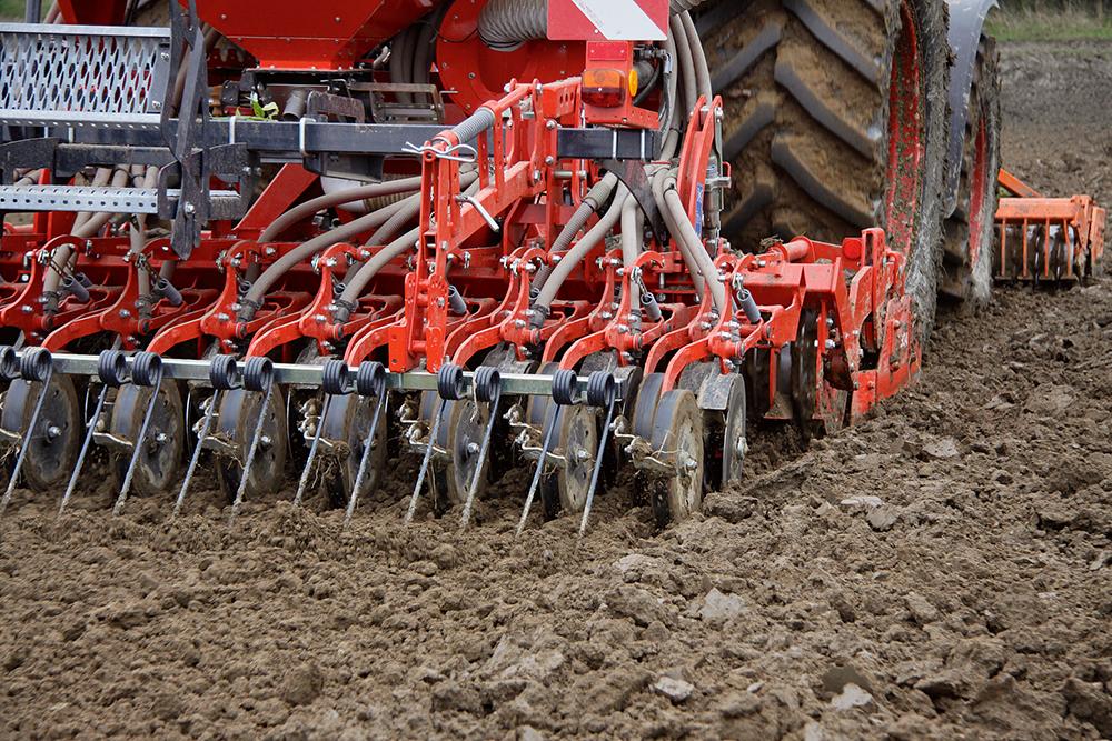 Kuhn Combiliner Venta pneumatische zaaimachine getest - Agri Trader (8)