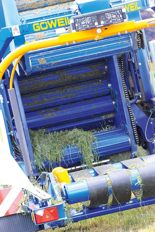 Akkertest Goweil G-1 F125 - De zaken gaan over de kop - Agri Trader Akkertest (38)