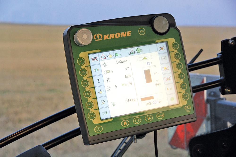 Akkertest Krone BiG Pack 1290 HDP #prestatiedrang - Agri Trader testrapport (18)