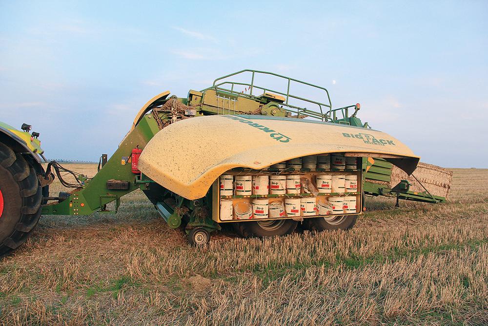 Akkertest Krone BiG Pack 1290 HDP #prestatiedrang - Agri Trader testrapport (8)