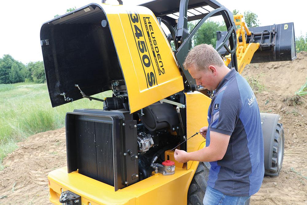 De combi van Duitse Gruendlichkeit en focus op service staan garant voor succes - Agri Trader test - (9)