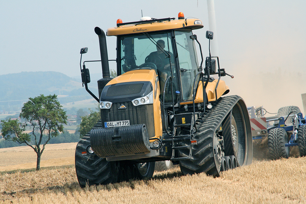 Anti slip - Challenger MT 775E machinetest - Agri Trader (1)