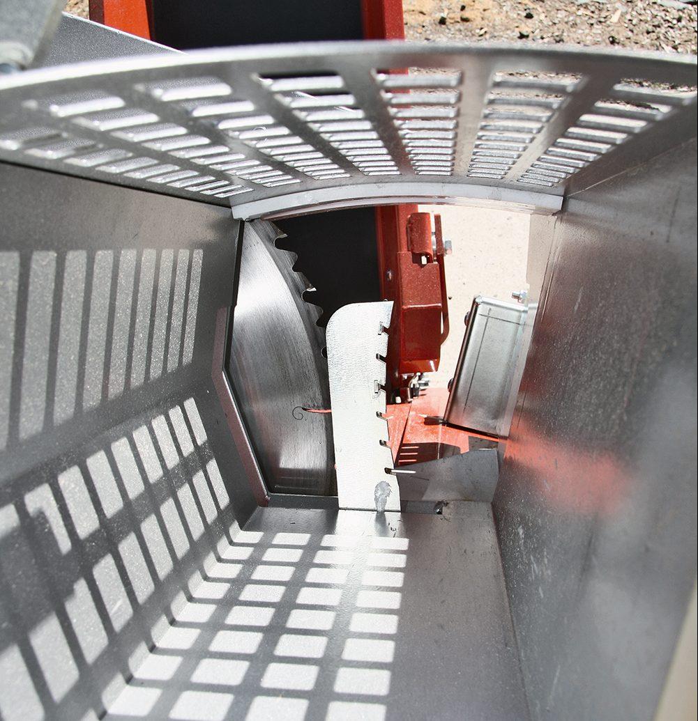 Brandhout zagen - 4 zaag systemen getest
