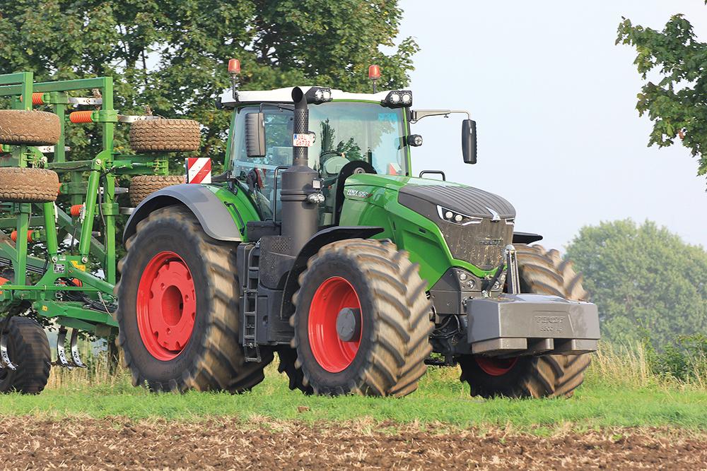 De terugkeer van de cilinderinhoud - Fendt 1000 Vario - Agri Trader Testjaarboek (21)
