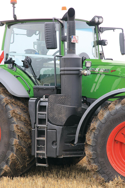 De terugkeer van de cilinderinhoud - Fendt 1000 Vario - Agri Trader Testjaarboek (5)