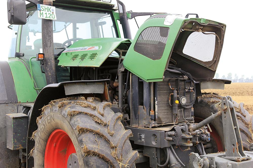 De terugkeer van de cilinderinhoud - Fendt 1000 Vario - Agri Trader Testjaarboek (6)