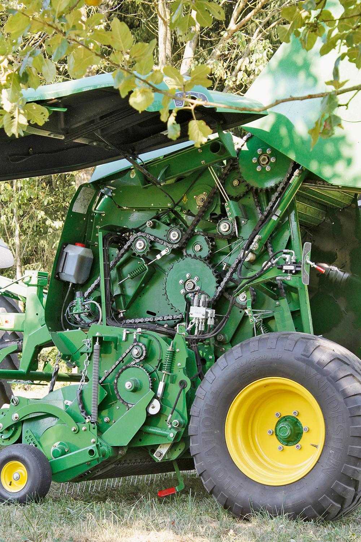 John Deere Multipers F 440 R - Agri Trader rijtest (3)