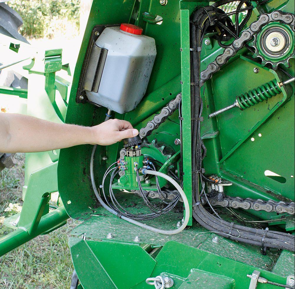 John Deere Multipers F 440 R - Agri Trader rijtest (4)